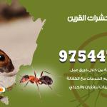 مكافحة حشرات وقوارض القرين / 50050647 / شركة رش حشرات خصم 50%